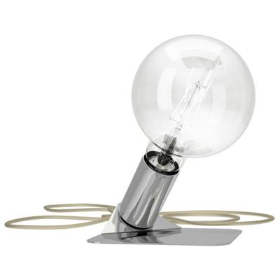 LAMPE MAGNETICO CHROME